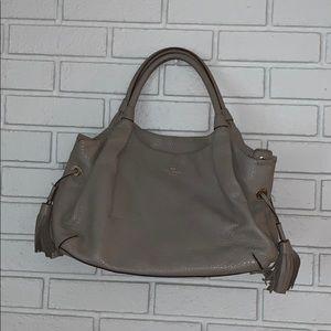 Kate Spade Grey Stevie Shoulder Bag